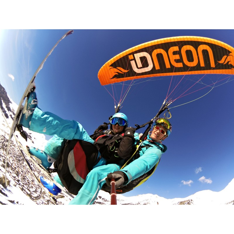 Initiation Vol parapente en tandem