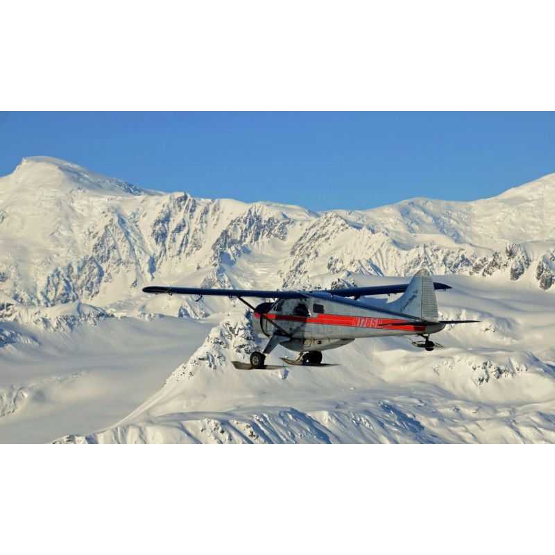 HELISKI - ALASKA, TORDRILLO MOUNTAINS