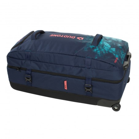 DTK - Travelbag - blue - 90x40x35