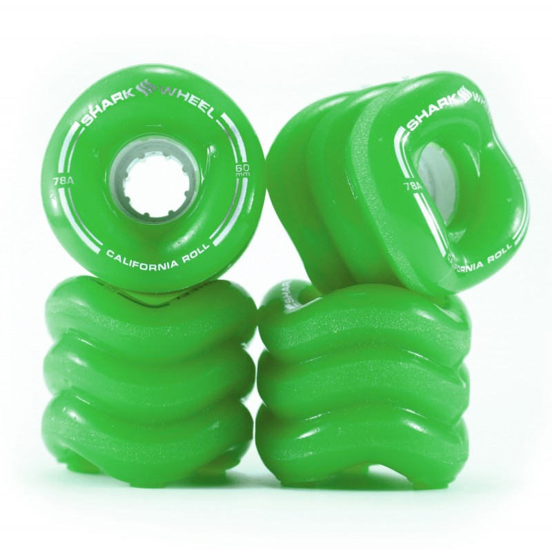 Shark Whels Green 60mm