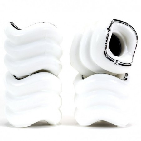 Shark Whels White 60mm