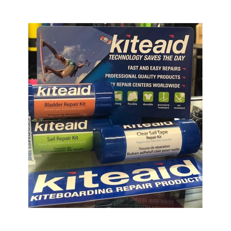 pack réparation kite voyage KITEAID