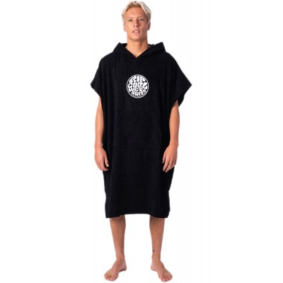 rip curl poncho wet as...
